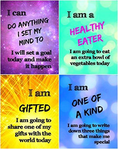positive affirmation cards for kids pdf