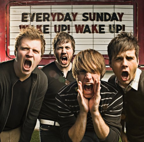 Everyday Sunday- Wake Up!  Wake Up!