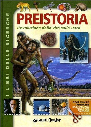 Preistoria L'evoluzione della vita sulla Terra PDF