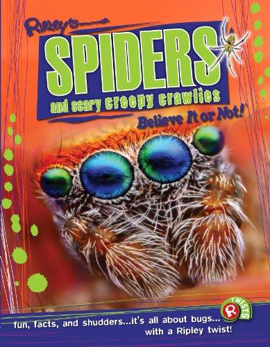 Spinnen und beängstigend Creepy Crawlies (Ripley's Believe It or Not!) (Ripleys glauben es oder nicht)