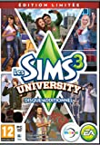 Les Sims 3 : University - disque additionnel, �dition limit�e