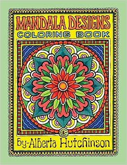 Color mandala book mandala coloring art