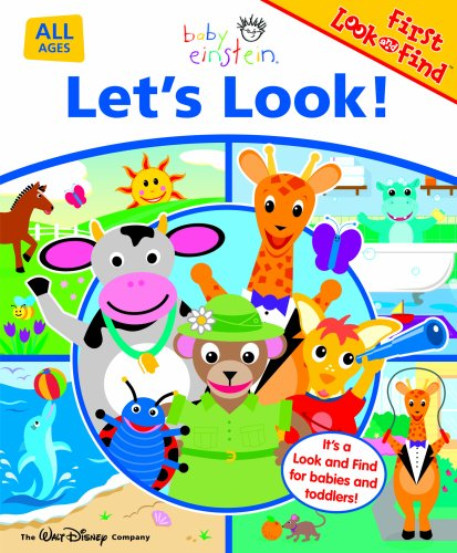 Let's Look! (Baby Einstein First Look and Find)