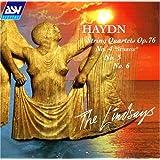 String Quartets Op 76 4-6
