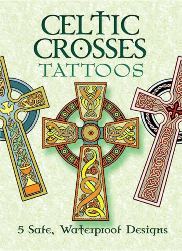 Celtic Crosses Tattoos List Price: $1.50