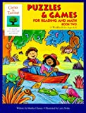 Gifted & Talented Puzzles & Games for Reading and Math Book Two: A Workbook for Ages 4-6