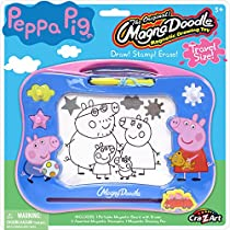 Cra-Z-Art Peppa Pig Travel Magna Doodle Playset