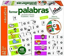 Spanish Formar Palabras