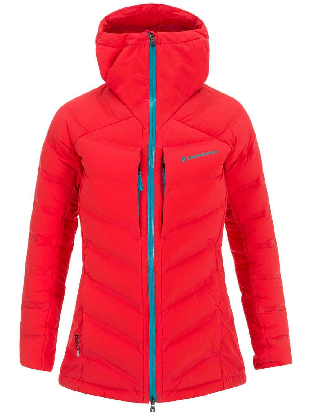 Damen Snowboard Jacke Peak Performance Heli Heat Jacket