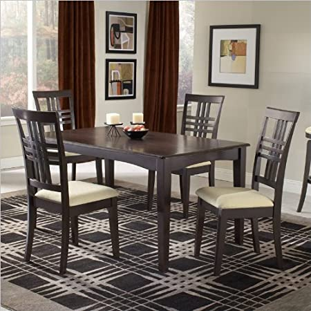 Hillsdale Tiburon 5-Piece Dining Table and Chair Set