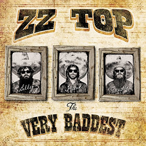 ZZ Top-The Very Baddest Of-2CD-2014-gnvr Download