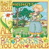 Mary Engelbreit All The Happiness You Can Handle: 2011 Wall Calendar