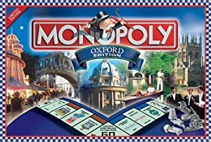 Oxford Monopoly