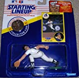 61ZXTPE9W2L. SL160  Ozzie Guillen Action Figure   In Chicago White Sox Uniform   1991 Starting Lineup Major League Baseball Series   With Special Edition Collectible Coin