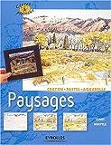 echange, troc Janet Whittle - Paysages : Crayon - Pastel - Aquarelle