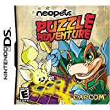 Neopets Puzzle Adventure for DS