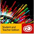 Adobe Creative Cloud - 1 Jahresabonnement - Student and Teacher - multilingual [MAC & PC Download]