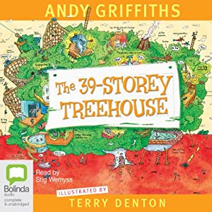 The 39-Storey Treehouse | [Andy Griffiths]