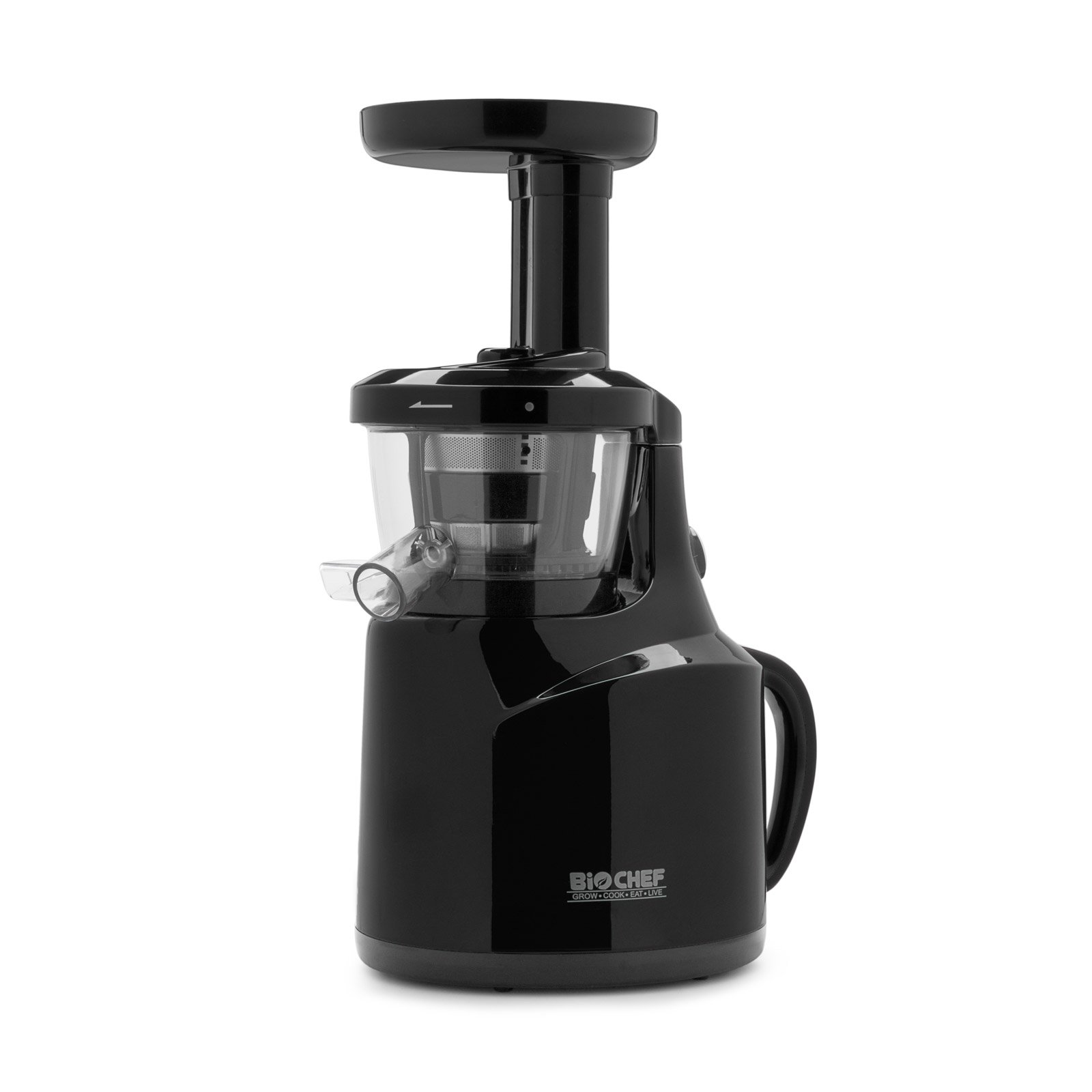 Biochef Slow Juicer Test : BioChef Slow Juicer Black Black eBay
