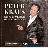 Peter Kraus - Der Rock'n Roller mit der Lederjacke - 100 Hits & Raritäten (4 CDs) LIMITED EDITON
