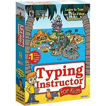 Typing Instructor for Kids Version 3 [OLD VERSION]