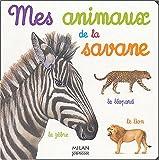 """Afficher """"Mes animaux de la savane"""""""