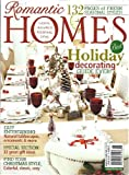 img - for Romantic Homes (November 2013) book / textbook / text book