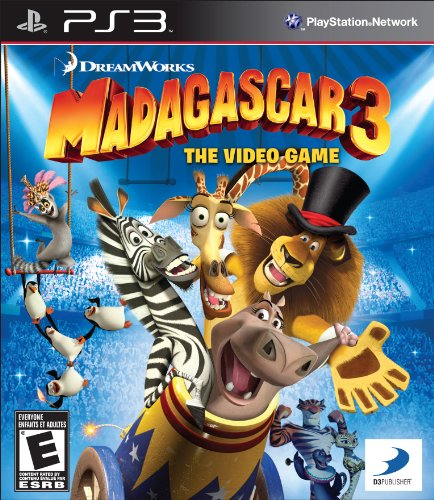 Madagascar 3 The Game