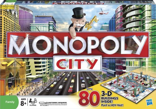Monopoly City Edition