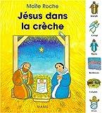 echange, troc Maïté Roche - Jésus dans la crèche