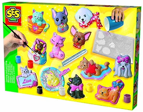 ses-01154-cani-e-gatti-stampare-col-gesso-e-colorare