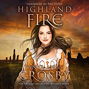 Highland Fire Audiobook