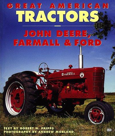 Great American Tractors: Big Green : John Deere Gp Tractors