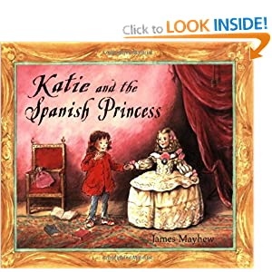 Mayhew, Katie and the Spanish Princess, amazon></a><span style=