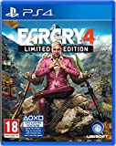 Cheapest Far Cry 4  Limited Edition on PlayStation 4