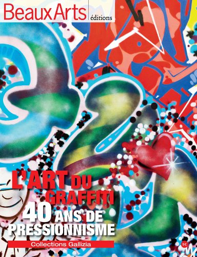 Beaux Arts Magazine, Hors-série : L'Art du graffiti : 40 ans de pressionnisme - Collections Gallizia