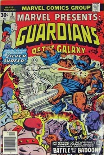 Marvel Presents Guardians Of The Galaxy, Vol. 1, No. 8 (Marvel Presents Guardians compare prices)