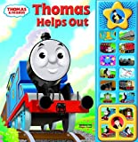 Thomas & Friends Play-a-Sound Book, Thomas Helps Out (0785313605) by Editors of Publications International Ltd.