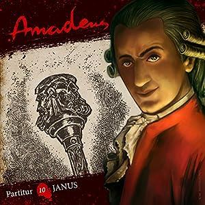 Janus (Amadeus - Partitur 10) Hörspiel