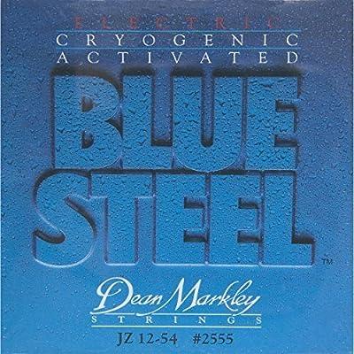 Dean Markley Blue Steel Electric Guitar Strings, by DEANA