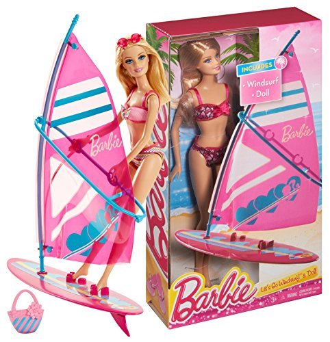 Windsurfer Barbie ~12