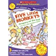 Five Little Monkeys Jumping on the Bed... and More Favorite Children's Stories (Scholastic Storybook Treasures)