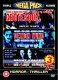 Grotesque / Demon Wind / Night Caller [DVD]