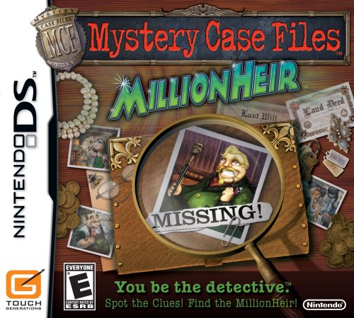 Mystery Case Files: MillionHeir at Amazon.com