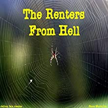 The Renters from Hell Audiobook by Jeffrey Jeschke Narrated by Shane Morris