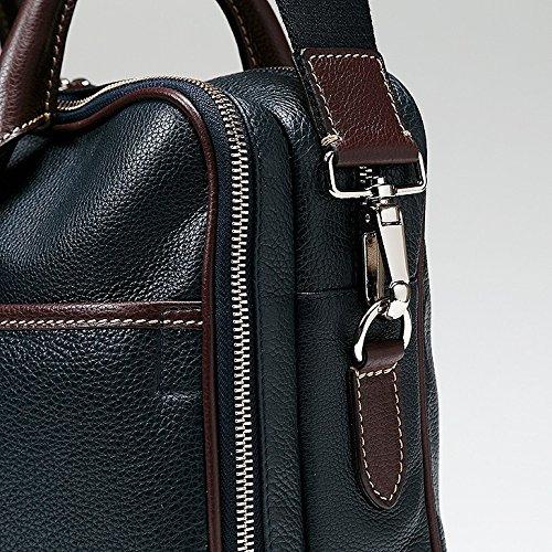 【STEFANOMANO】ステファノマーノ・8107_kid leather・レザーブリーフケース