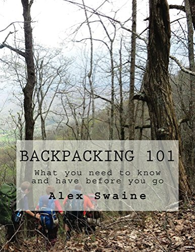 Backpacking 101: What you need to know and have before you go