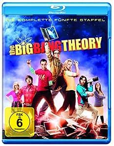 The Big Bang Theory - Die komplette fünfte Staffel [Blu-ray]