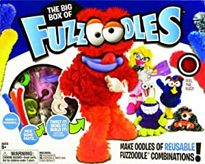 Ideal Fuzzoodles Big Box Plush