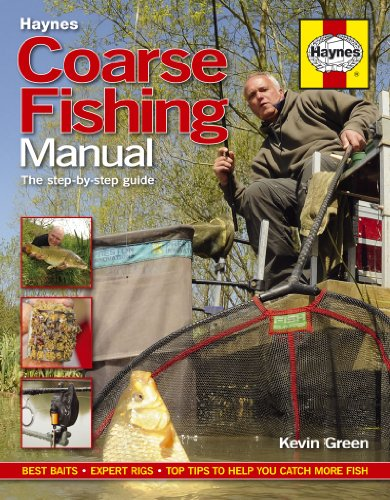 Coarse Fishing Manual: A Step-By-Step Guide (Haynes Manual)